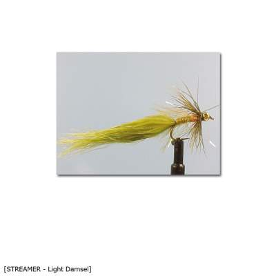 X-Version Fly Streamer LIGHT DAMSEL 10