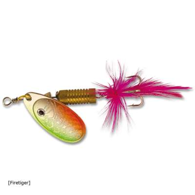 Roy Fishers Nature-X Spinner 7,5cm 12,5g firetiger