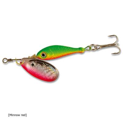 Roy Fishers Minnowtail Spinner 9 R