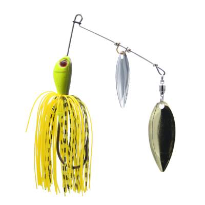 Roy Fishers Burnstar Spinnerbait 1/2oz 14g Sunburn, - Sunburn - 14g -