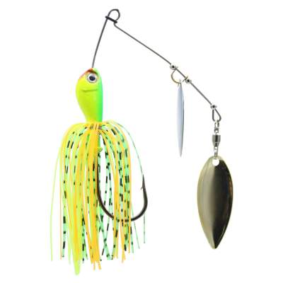 Roy Fishers Burnstar Spinnerbait 3/4oz 21g Firetiger