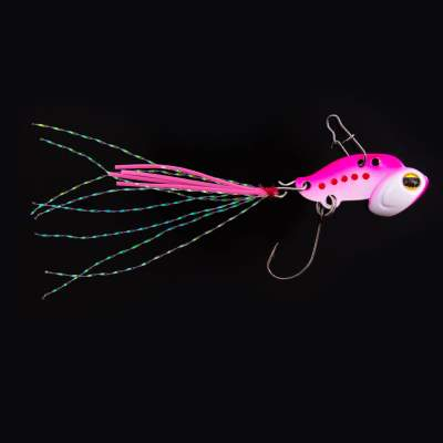 Troutlook Mini Vib, 2,6cm - 6g - Pink Hostess