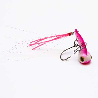 Troutlook Micro Vib, 2,0cm - 3g Pink Hostess