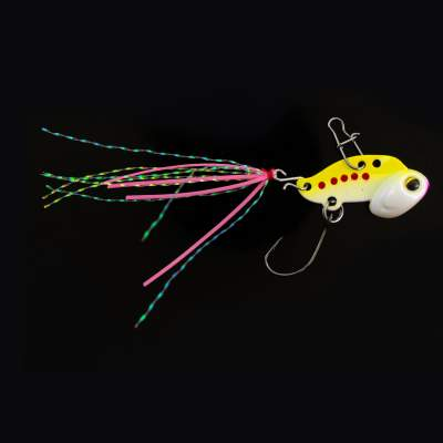 Troutlook Mini Vib, 2,6cm - 6g - Sunshine Yellow