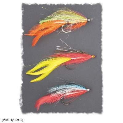 X-Version Fly Fliegenset: PIKE FLY I SET
