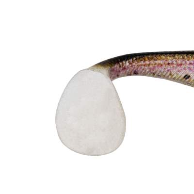 Senshu Real Fin Shad 8 Ready2Catch - Rainbow Trout Gummifische, 8cm - 11g - 4 Stück