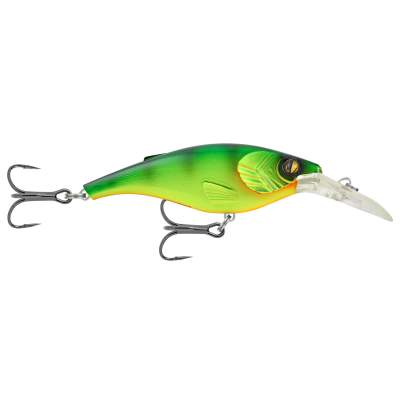 Matzuo Kinchou Shad 9 Natural Perch, - 8,9cm - Natural Perch - 14,2g - Gr. 3 2xStrong Treble - 1Stück