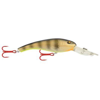 Matzuo Tournament Crank 2.5 White Perch, - 6,4cm - White Perch - 7,1g - Gr. 6 Treble - 1Stück