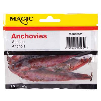 Magic Preserved Anchovies Red