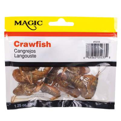 Magic Preserved Crawfish in Pouch
