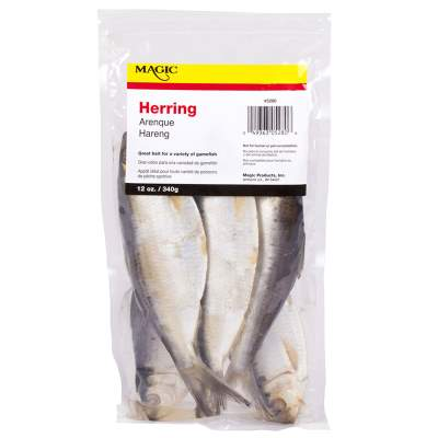 Magic Preserved Herring 12 oz bag