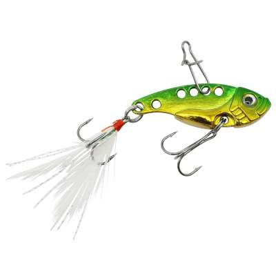 Roy Fishers Metal Vib, 3,8cm 7g Golden Green