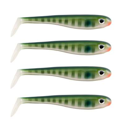 Berkley Hollow Belly Gummifische, 10cm - Bluegill - 7g - 4 Stück