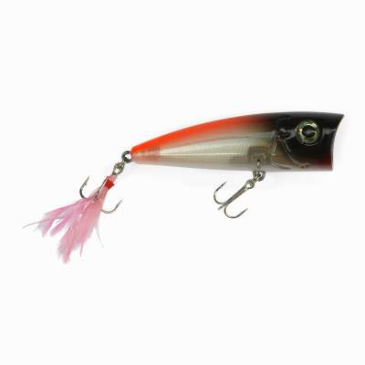 Angel Domäne Catchslide Feather Popper 2 floating 6,3cm orange pearl