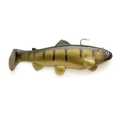 Castaic Swim Bait Forelle 10 Inch Yellow Perch