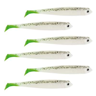 Salt-n-Pepper Chartreuse Tail