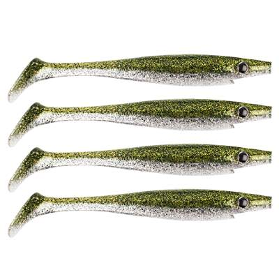 Strike Pro Pig Shad Junior 15cm Green Ice