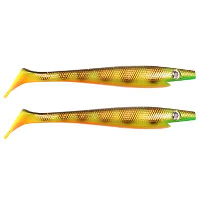 Strike Pro Pig Shad Junior 20cm Orange Belly Perch
