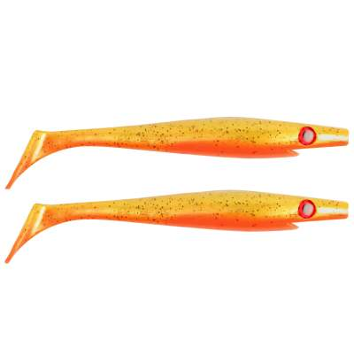 Strike Pro Pig Shad Junior 20cm Goldie, Pig Shad Junior 20cm Goldie