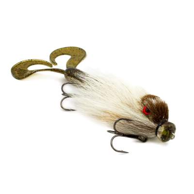 Strike Pro Miuras Mouse Mini Hybrid Bigbait, 20cm - Ice Cream - 40g - 1 Stück