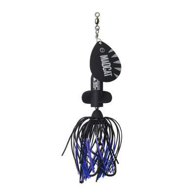 MADCAT A-Static Screaming Spinner, 65g - Black Devil