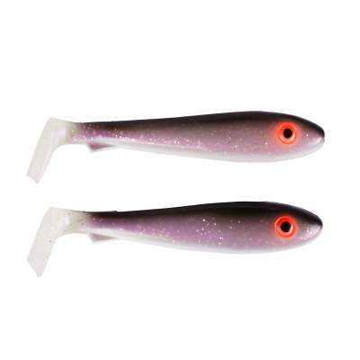 Svartzonker Sweden McRubber Junior 17cm 2er Pack C27 White Fish
