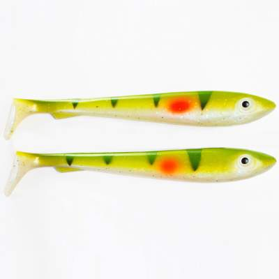Svartzonker McRubber Shad 29,0cm 2er Pack C17 UV Perch