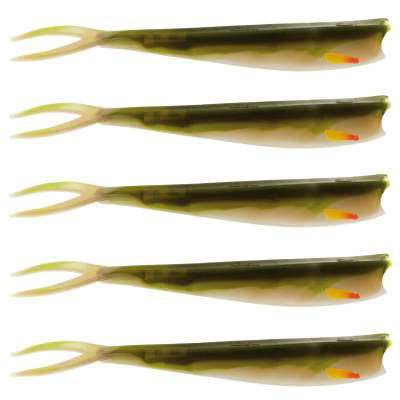 Westin Twin Teez 6 (153mm) No Action V Tail Shad Head Hunter