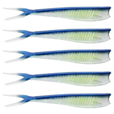 Westin Twin Teez 6 (153mm) No Action V Tail Shad Clear Sky
