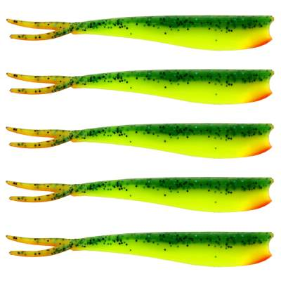 Westin Twin Teez 6 (153mm) No Action V Tail Shad Fireflake