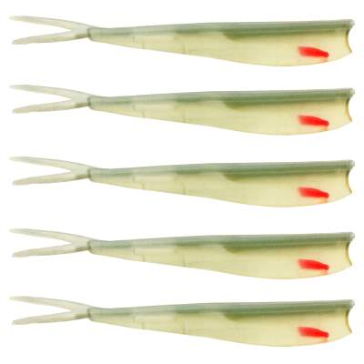 Westin Twin Teez 6 (153mm) No Action V Tail Shad Real Deal