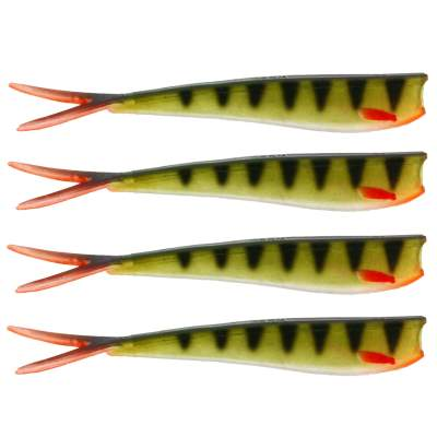Westin Twin Teez 8 (204mm) No Action V Tail Shad Striped Perch