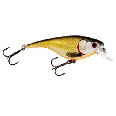 Westin BabyBite SR (Shallow Runner) Wobbler 6,5cm 12g UV Official Roach