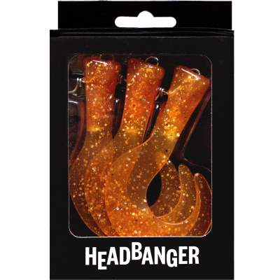 Headbanger Lures Headbanger Spare Tail (Ersatzschwanz) Rusty Perch