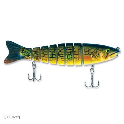 Roy Fishers Real Fish Swimbait 14 3DH