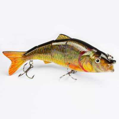 Roy Fishers Hecht Swimbait 16cm Rotauge