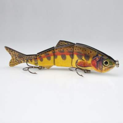 Senshu Big DC Real Swimbait 16 Rainbow Trout