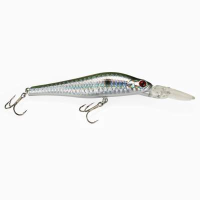 DLT Zander Hunter 13g Farbe Silver Green Back