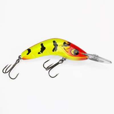 DLT Pike Troller 19g Farbe Yellow Tiger U.V.