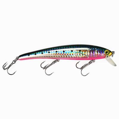 DLT Pike Seducer 17g Farbe Blue Pink Belly, - 12,5cm - Blue Pink Belly - 17g - 1Stück