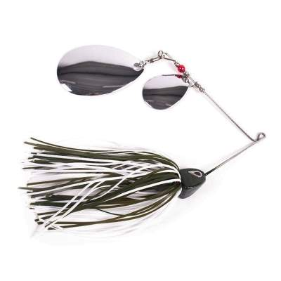 DLT Scratch - 21g - Black Moon Spinnerbait, sinking