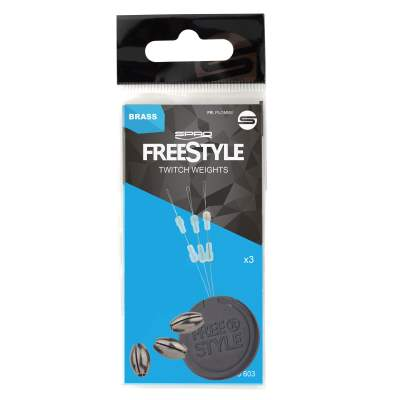 Spro Freestyle Inline Twitch Weight Kit, 1g - 3Stück