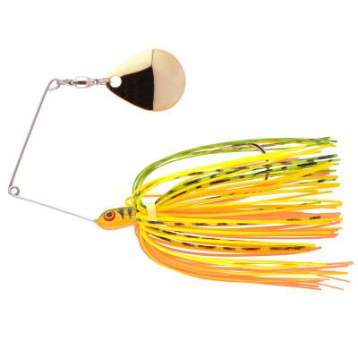 SPRO Micro Ringed Spinnerbait 8cm 5g Fire Tiger
