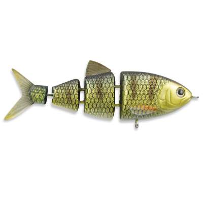 SPRO BBZ-1 2,5'' Baby Shad Swimbait schnell sinkend Wicked Perch