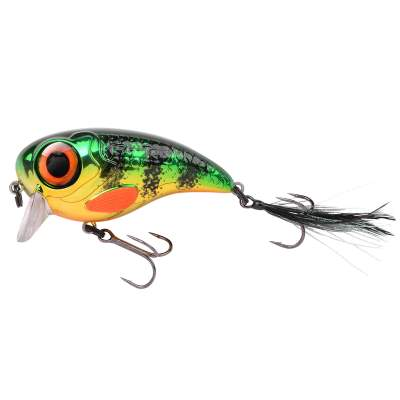 SPRO Fat Iris 80 Chrome Perch