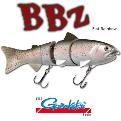 SPRO BBZ-1 8 Swimbait floating FR