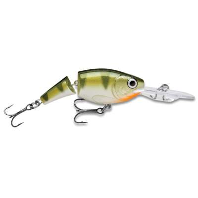 Rapala Jointed Shad Rap Wobbler 5cm YP (Yellow Perch)
