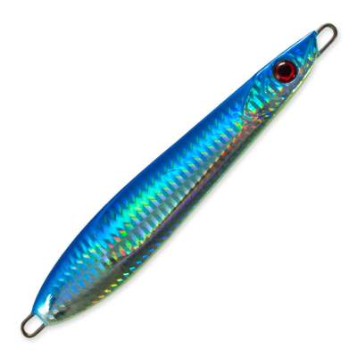 Team Deep Sea Pela Jig by Andree's Expeditions 200g blue/silver Holographic