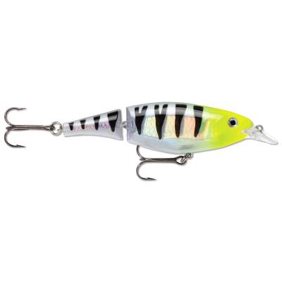 Rapala X-Rap Wobbler Jointed Shad 13,0cm Chartreuse Ghost Perch