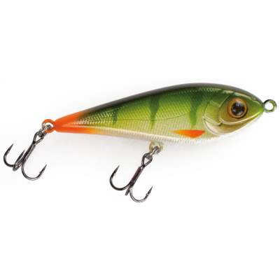 Strike Pro Tiny Buster Jerk 6,5cm C076 Natural Perch